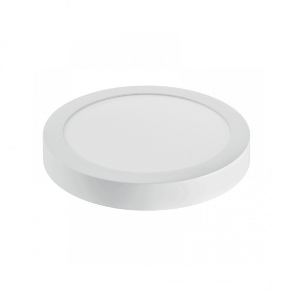 Εξωτερικό φωτιστικό LED PANEL στρογγυλό οροφής 48W 4000Κ 4500Lm
