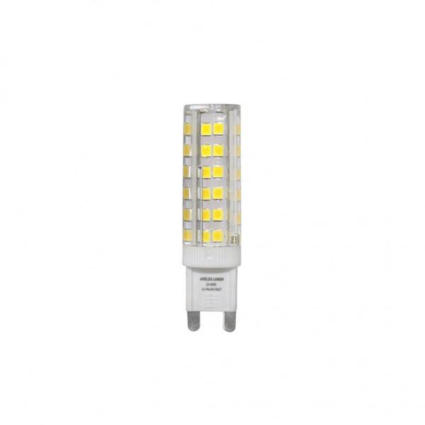 ΛΑΜΠΑ LED 5W 550lm G9 230VAC 360° 6000K