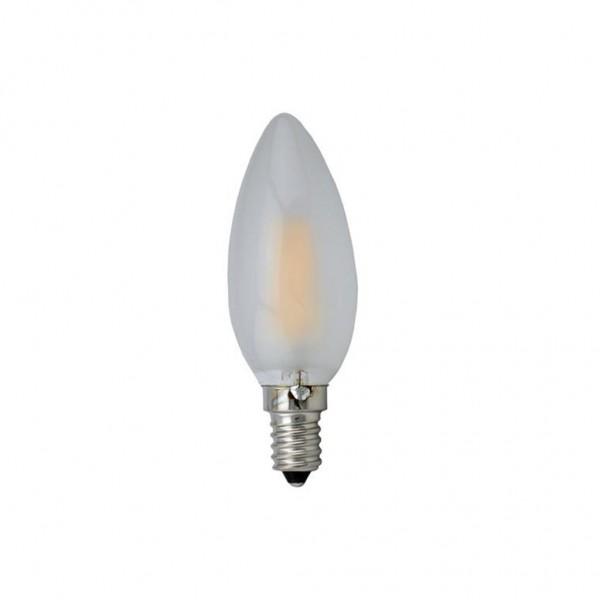 ΛΑΜΠΑ LED ΜΙΝΙΟΝ FILAMENT 4W E14 2700K 220-240V MAT