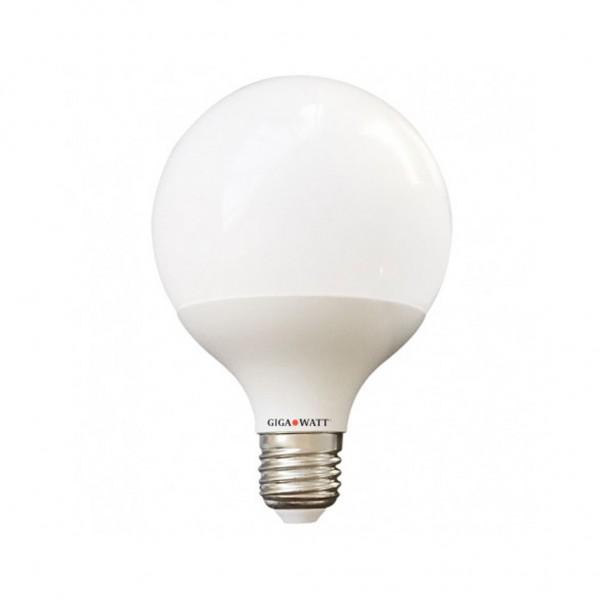 ΛΑΜΠΑ LED SMD ΓΛΟΜΠΟΣ G95 15W Ε27 3000K 220-240V