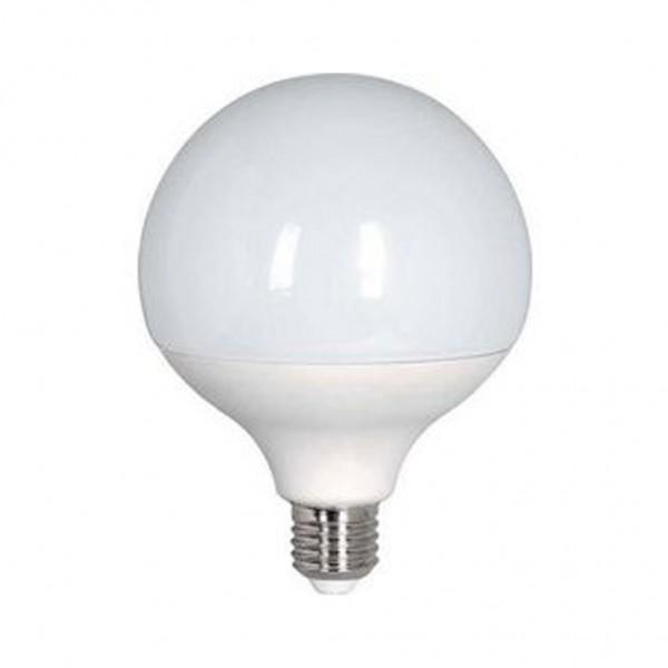 ΛΑΜΠΑ LED  ΓΛΟΜΠΟΣ Φ120 25W Ε27 6500K 220-240V