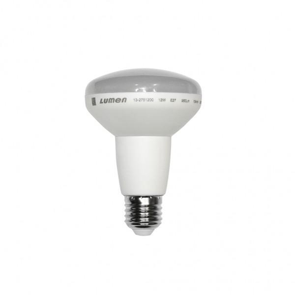 LED R80 E2712W Adeleq 3000K Θερμό