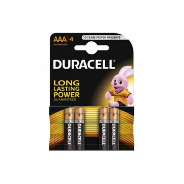 Μπαταρία Αλκαλική Duracell Long Lasting LR03