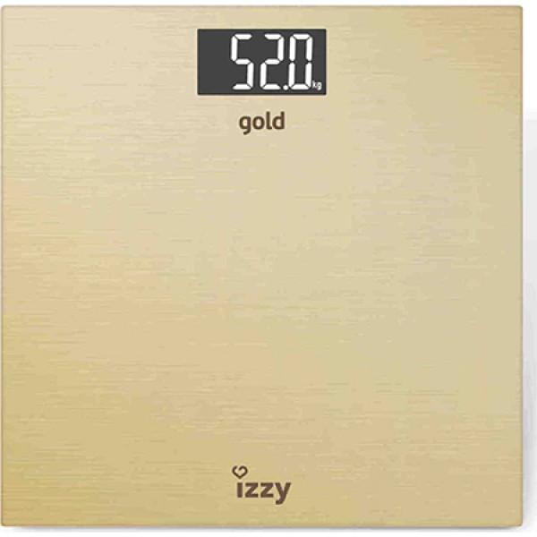 Ψηφιακή ζυγαριά μπάνιου Izzy Gold 3031