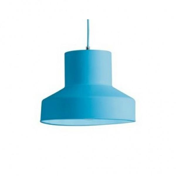 I-LENNON-S1 Φωτιστικό κρεμαστό γαλάζιο Lennon