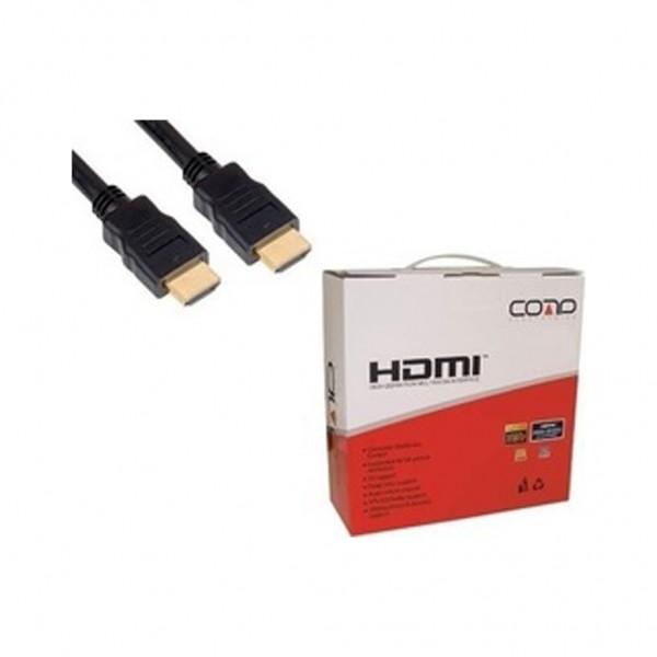 ΚΑΛΩΔΙΟI-HDMI 1.4 ΜΑΥΡΟ 20.0m COMP