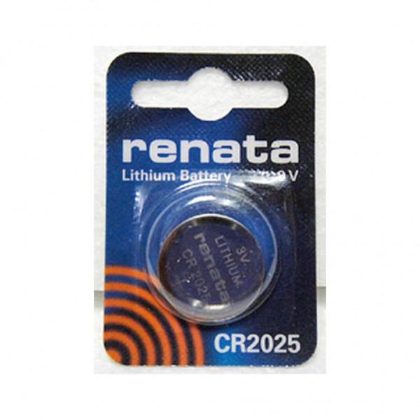 CR2025 Renata Μπαταρία λιθίου 3V