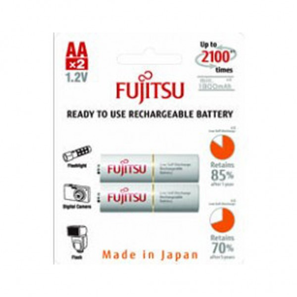 Fujitsu AA 2100mah Επαναφορτιζόμενη Μπαταρία