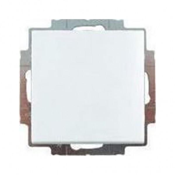 Διακόπτη ABB Basic απλός λευκός
