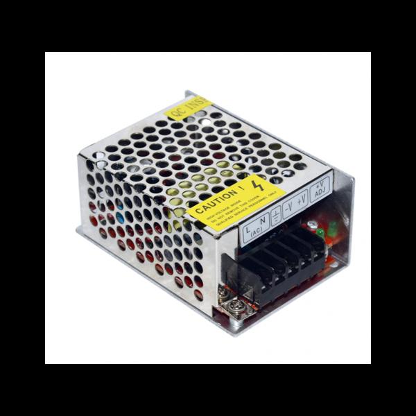 Τροφοδοτικό LED 24Watt 12V 2A Σταθεροποιημένο