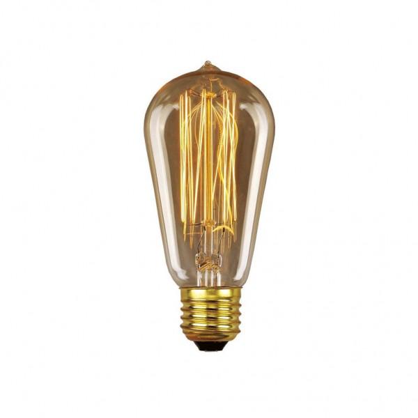 Edison Lamp E27 40w DIM