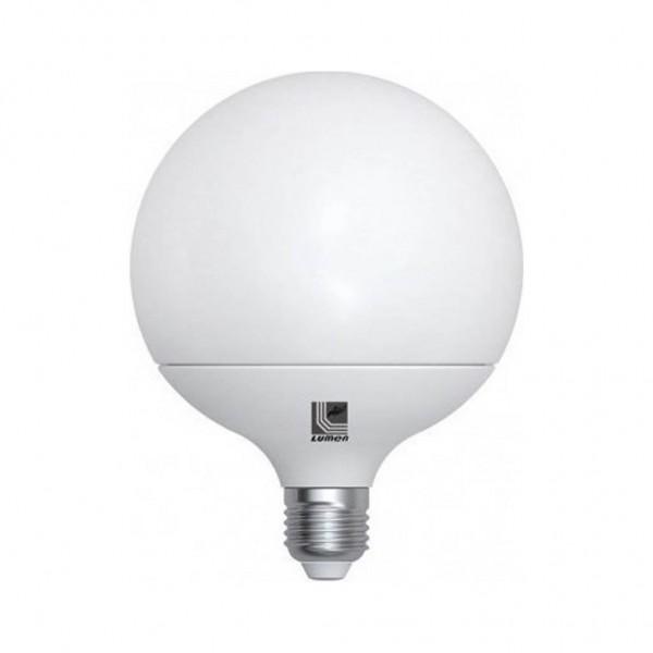 LED E27 G120 20W Adeleq 4000K Φυσικό