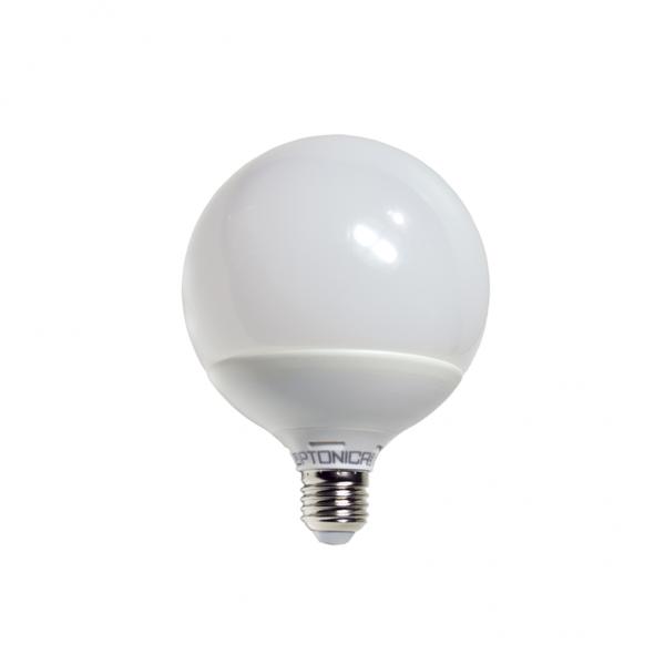 Λάμπα LED Γλόμπος E27 15W 2700K Θερμό Λευκό