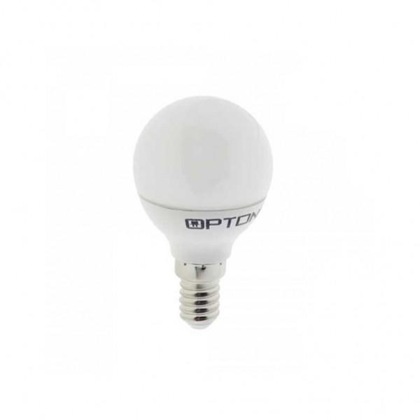 Ε14 Λάμπα Led Σφαιρική G45 6Watt Ψυχρό λευκό